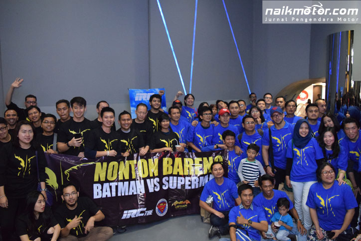 IRC Nobar Film Batman VS Superman